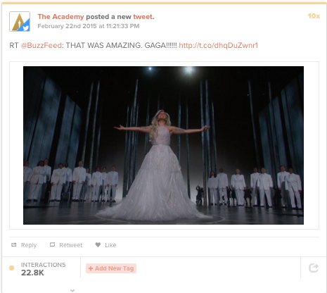 The Oscars: Content and event marketing 5