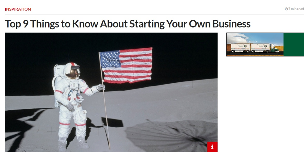 Marketing Influencers -- starting your own business