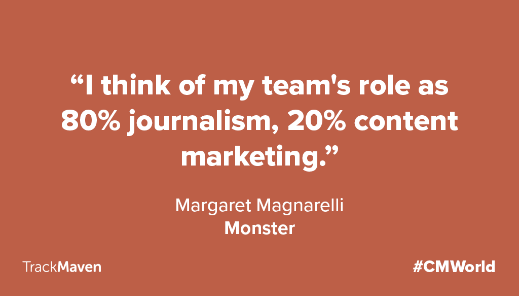 content marketing quotes monster