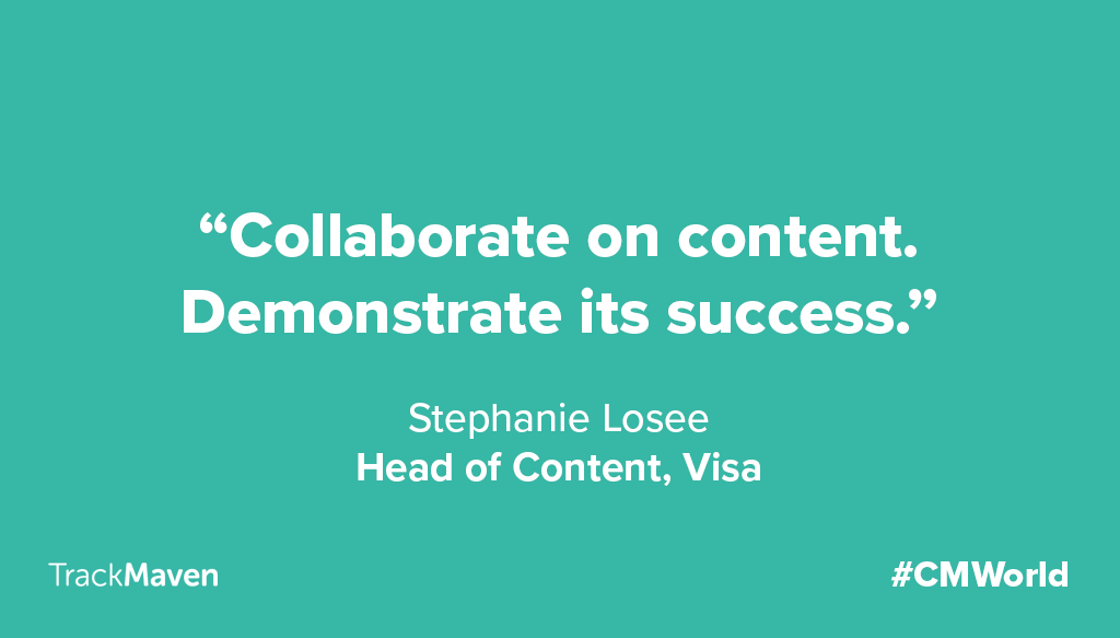 content marketing quotes stephanie losee