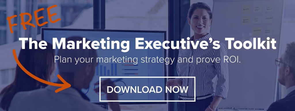 marketing executive toolkit
